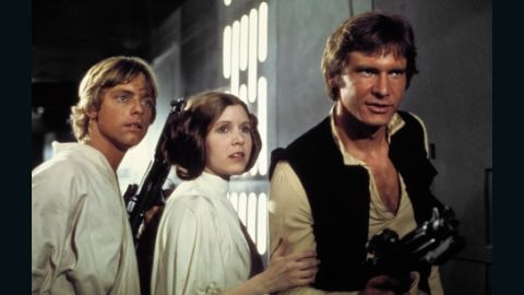 """The original 1977 """"Star Wars"""" starred Mark Hamill as Luke Skywalker, Carrie Fisher as Princess Leia and Harrison Ford as the swashbuckling Han Solo. Almost 40 years later, Disney has announced that an anthology film about Solo's origins -- a solo Han Solo film, so to speak -- is in the works and will be overseen by """"Lego Movie"""" directors Christopher Miller and Phil Lord. Click through the gallery to see the growth of the """"Star Wars"""" universe."""