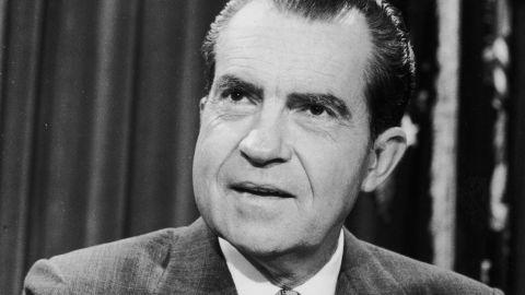 Richard M. Nixon, the thirty-seventh President (1969-1974)