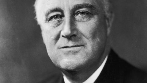 """Franklin Delano Roosevelt was <a href=""""http://www.cnn.com/2003/HEALTH/10/31/roosevelt.polio.reut/"""">paralyzed in both legs</a>, likely as a result of polio that struck when he was 39. But it was the cover-up of his advanced heart disease and elevated blood pressure when he ran for his fourth term that historians question. FDR died just a few months after that election. <br />"""