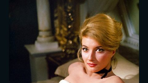 """Bond girl Tatiana Romanova was played by Daniela Bianchi in """"From Russia with Love."""" A corporal in the Soviet army, Romanova saved Bond's life in the 1963 movie, which is regarded by many as one of the best Bond films of all time."""
