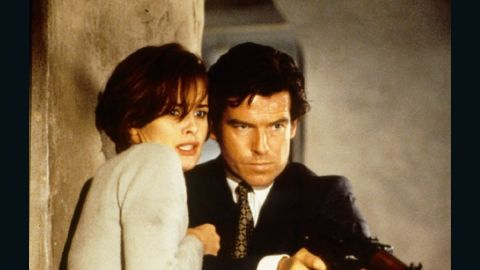 """Izabella Scorupco played Natalya Simonova in 1995's """"GoldenEye,"""" which marked Pierce Brosnan's first turn as 007. Simonova is a Russian computer programmer who helps Bond save the day."""