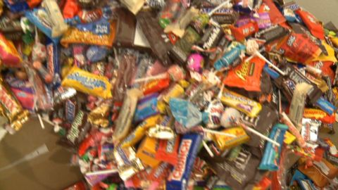 pkg dentist buys back halloween candy sends to troops_00005802