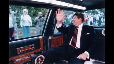 Ronald Reagan had a cancerous tumor and two feet of his colon removed in 1985, but it was his diagnosis of Alzheimer's following his presidency that have many wondering whether his performance in office was affected.