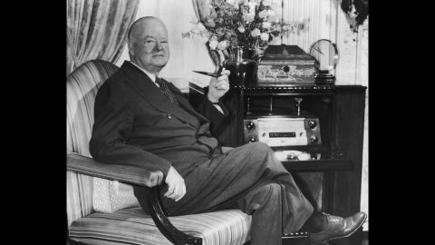 """Herbert Hoover was perhaps the most prominent American businessman to rise to the presidency. He did so with no prior elected experience, though he held several official posts. His career as a mining engineer made him a multimillionaire, amassing a fortune estimated<a href=""""http://www.theatlantic.com/business/archive/2010/05/the-net-worth-of-the-us-presidents-from-washington-to-obama/57020/"""" target=""""_blank"""" target=""""_blank""""> by The Atlantic Magazine</a> at about $75 million in today's dollars."""