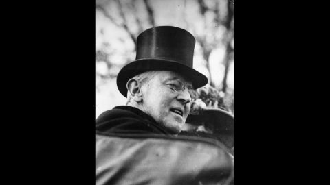 """Woodrow Wilson had <a href=""""http://www.cnn.com/2013/10/28/politics/woodrow-wilson-biography-berg/"""">a debilitating stroke in 1919</a> that left him partially paralyzed while in office. According to Jerrold Post, Wilson had suffered several strokes while he served as president of Princeton but never revealed his medical history to voters.<br /><br />While in office, """"he suffered a massive stroke, but they concealed it and just said he was under the weather and no one was informed,"""" Post said."""