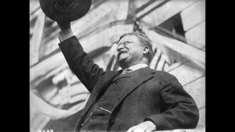 """<a href=""""http://www.cnn.com/2012/08/06/opinion/avlon-teddy-roosevelt-100-years/"""">Theodore Roosevelt </a>suffered from asthma and was blind in one eye as the result of a boxing injury in 1905. He was also deaf in one ear.  <a href=""""http://www.ncbi.nlm.nih.gov/pubmed/16462555"""" target=""""_blank"""" target=""""_blank""""> </a><br />The <a href=""""http://www.ncbi.nlm.nih.gov/pubmed/16462555"""" target=""""_blank"""" target=""""_blank"""">2006 study </a>by Duke psychiatrists applied today's diagnostic criteria to historical records and found Roosevelt would have been diagnosed with bipolar."""