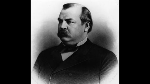 """Grover Cleveland suffered from obesity and gout and was treated for cancer in his jaw while in office. <br /><br />""""President Cleveland was one of the most compelling stories of concealment in the high office,"""" said Jerrold Post, professor emeritus of psychiatry, political psychology and international affairs at George Washington University. """"He was brushing his teeth one day and found a lump on roof of the mouth. Instead of telling the public, he smuggled his dentist, head and neck surgeon and surgical team onto a pleasure yacht, where they removed the roof of his mouth to get rid of the carcinoma. He emerged a week later complaining of a toothache."""""""