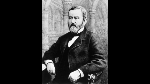 """The<a href=""""http://www.ncbi.nlm.nih.gov/pubmed/16462555"""" target=""""_blank"""" target=""""_blank""""> study </a>by Duke psychiatrists found Ulysses S. Grant would have been diagnosed as an alcoholic with social phobias. <br />"""