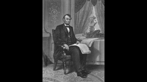 """<a href=""""http://www.cnn.com/2015/06/18/us/gallery/tbt-abraham-lincoln-portraits/"""">Abraham Lincoln</a> is widely thought to have suffered from depression."""