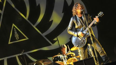 """Chris Cornell and Soundgarden are back with a new album, """"King Animal."""""""