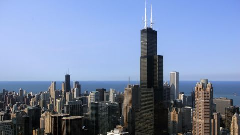 One of the great cities of the United States, Chicago is less than a three-hour flight from many parts of the country. There's the new voodoo exhibit at the Art Institute of Chicago, shopping on the Magnificent Mile, the view from the top of Willis Tower (shown here) and all the politeness of a Midwestern city.