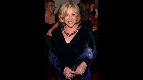 """Erica Jong, pictured here in 2005, released the seminal feminist novel """"Fear of Flying"""" in 1973."""