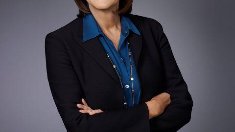CNN chief political analyst Gloria Borger