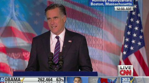 election romney concession_00001403