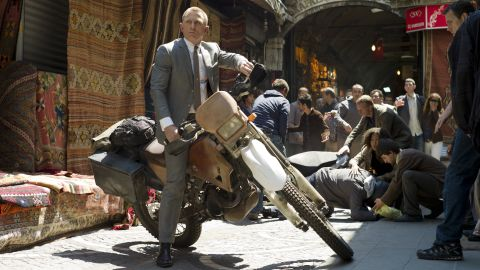 """With only nine films nominated for best picture, some critics and fans were left wondering why """"Skyfall"""" didn't make the cut. Critic Tom Charity praised the flick, which was touted by many as the best """"Bond"""" film to date. """"It's been a long time since I enjoyed a Bond movie so much,"""" <a href=""""http://www.cnn.com/2012/11/09/showbiz/movies/skyfall-movie-review-charity/index.html?iref=allsearch"""" target=""""_blank"""">Charity wrote on CNN.com</a>. """"By taking a good hard look at itself and going back to first principles, 'Skyfall' pulls off something quite special. This is Bond resurrected, redeemed and reinvigorated, ready to face a new half-century."""""""