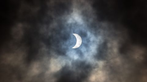 """""""You see the images on the news and in the papers but I think that by the time something has gone to print the impact is lost to a degree, it's different being 'present' for the eclipse. It's [awe-inspiring],"""" said <a href=""""http://ireport.cnn.com/people/elysis"""">Samantha J Hughes</a> from Auckland, New Zealand."""