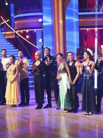 """Since 2005, ABC's """"Dancing with the Stars"""" has awarded the best celebrity ballroom dancer of the season with a mirror ball trophy. Kelly Monaco, Drew Lachey and J.R. Martinez are among the winners. <a href=""""http://marquee.blogs.cnn.com/2012/11/28/and-the-dwts-all-stars-champion-is/"""" target=""""_blank"""">Melissa Rycroft</a> won the latest season, where she faced off with former contestants on """"DWTS: All-Stars."""""""