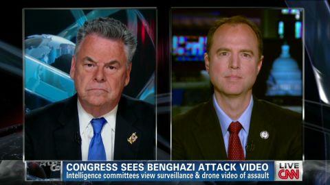 ac peter king adam schiff benghazi committees view video stevens attack_00000605