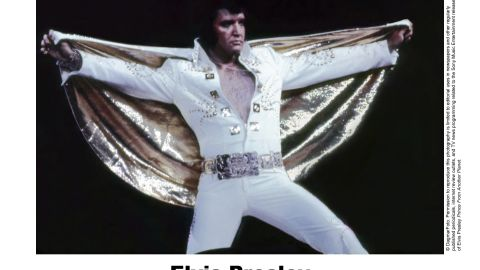 """In 1972, Elvis Presley performed at New York's Madison Square Garden. He hadn't become """"Fat Elvis"""" yet -- in fact, he was still a notable performer and sold out the four shows. This three-disc set includes a DVD of documentary footage from the time, including home video of the performances. (RCA/Legacy, two CDs/one DVD)"""