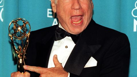 """Is there anything Mel Brooks can't do? He's got the Big Four awards -- an Oscar, an Emmy, a Grammy and a Tony -- he's directed some of the funniest movies of all time <em>and</em> he made hilarious ads for Ballantine Beer. """"The Incredible Mel Brooks,"""" a six-disc set, contains Brooks TV shows, Brooks singing, Brooks movie clips and """"Hope for the Best, Expect the Worst."""" When you've got it, flaunt it. (Shout! Factory, five DVDs/one CD)"""