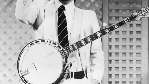 """Once upon a time, Steve Martin was a stand-up comedian. Or, rather, he was the <em>anti-</em>stand-up comedian, with an act full of absurdist gags such as arrows through the head, """"happy feet"""" and his bank-robbing cat. Before he gave it up, he made a handful of comedy specials full of wonderful, off-kilter moments. They're collected here, along with his talk-show appearances (the ones with David Letterman are standouts). (Shout! Factory, three DVDs)"""