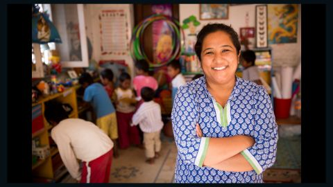 Pushpa Basnet, the 2012 CNN Hero of the Year, was shocked to learn that many children in Nepal had no choice but to live with their incarcerated parents behind bars. So she started a day care program for many of these children and opened a home in Kathmandu where dozens of them can live a more normal life.