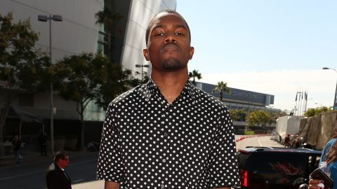 Frank Ocean, here arriving at the 2012 MTV Video Music Awards is set to perform at the upcoming Grammys.