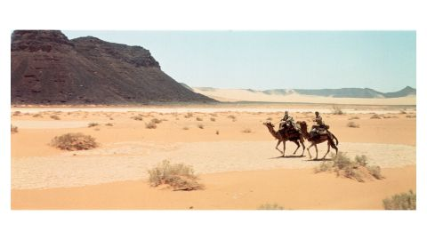 The director was invited to film in the country by King Hussein of Jordan who actively supported the film's production. King Hussein later married Toni Gardiner, a British assistant on the film set. Their son is now King Abdullah II of Jordan.