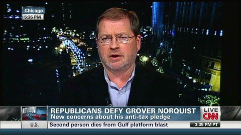 tsr intv grover norquist responds to chambliss_00012311