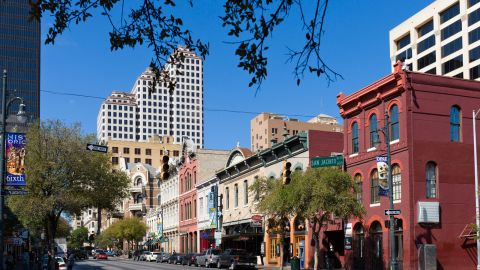 Austin, Texas has the nation's 7th most attractive residents, according to T+L readers.
