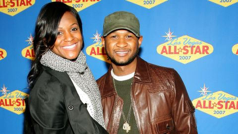 """The singer ultimately won custody of his two young sons with his ex-wife, but not without some drama in the courtroom that included <a href=""""http://marquee.blogs.cnn.com/2012/05/23/usher-tears-up-in-court-over-custody-battle/"""">Usher breaking down in tears</a> on the stand at one point during testimony."""