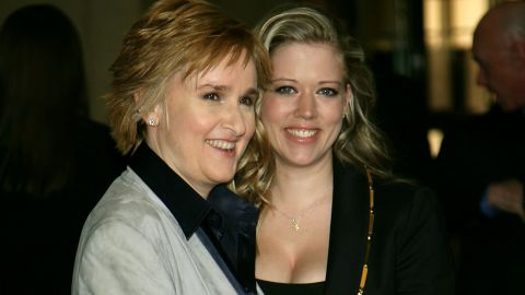 """Etheridge and her former spouse reached an <a href=""""http://abcnews.go.com/blogs/entertainment/2012/05/melissa-etheridge-tammy-lynn-michaels-resolve-custody-battle/"""" target=""""_blank"""" target=""""_blank"""">agreement in 2012 to share custody </a>of their 5-year-old twins, but not before plenty of accusations were tossed back and forth. <a href=""""http://www.tmz.com/2012/04/10/melissa-etheridge-divorce-tammy-lynn-michaels/"""" target=""""_blank"""" target=""""_blank"""">TMZ reported</a> that Etheridge claimed Michaels had accidently burned one of the children with a cigarette."""
