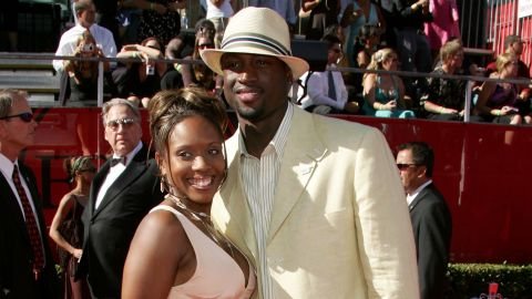 """The basketball player <a href=""""http://www.cbssports.com/nba/story/19391096/ugly-custody-saga-sheds-new-light-on-wade-as-a-father-and-a-role-model"""" target=""""_blank"""" target=""""_blank"""">spent years in the courts</a> with his ex-wife before winning custody of his two sons in 2011. The experience so impacted his life that in 2012 he released a book titled """"A Father First: How My Life Became Bigger Than Basketball."""""""