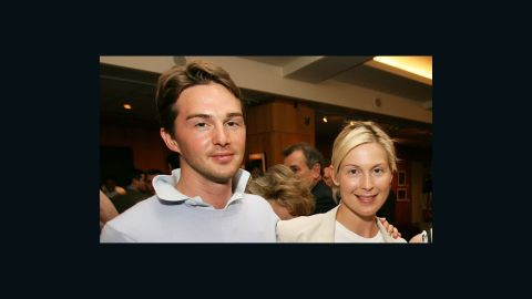"""In a custody battle that went international, Kelly Rutherford's case may seem like a storyline from her former show, """"Gossip Girl."""" But the drama was very real, and in August 2012 <a href=""""http://www.people.com/people/article/0,,20625222,00.html"""" target=""""_blank"""" target=""""_blank"""">she was ordered to share custody</a> of her two children with her ex, Daniel Giersch, in Monaco."""