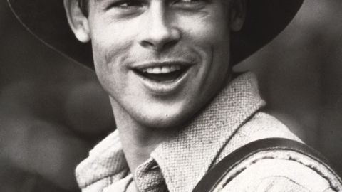 """His breakout role came in 1992's """"A River Runs Through It,"""" which was directed by Hollywood great Robert Redford."""