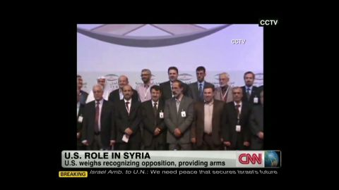exp U.S. close to recognizing Syrian opposition?_00005301