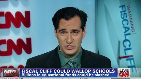 azuz education fiscal cliff _00003419