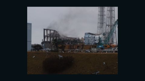 Southern Company doesn't want its nuclear reactors to end up like the ones at Fukushima, picture above after a 2011 tsunami.