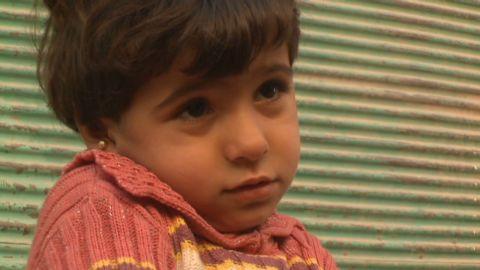 pkg damon syria aleppo front lines_00015420