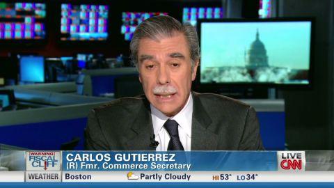 exp point carlos gutierrez fiscal cliff_00025324