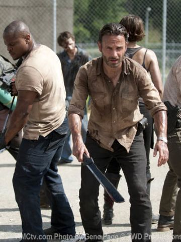 """AMC's """"The Walking Dead"""" is in its third season. Starring Andrew Lincoln, Norman Reedus and Laurie Holden, the zombie drama is one of the <a href=""""http://www.cnn.com/2012/10/23/showbiz/tv/walking-dead-broadcast-tv-ew/index.html"""" target=""""_blank"""">best-rated shows</a> on TV."""
