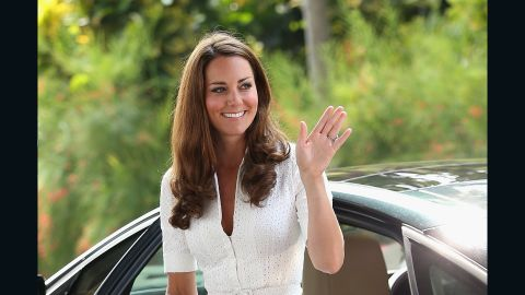"""<a href=""""http://www.cnn.com/SPECIALS/2011/royal.wedding/"""" target=""""_blank"""">Royal fever</a> has yet to break for CNN readers, who voted an expectant Catherine, Duchess of Cambridge into the top spot out of the celebrity women. But between her <a href=""""http://www.cnn.com/2010/WORLD/europe/11/17/kate.middleton.style/index.html?iref=allsearch"""" target=""""_blank"""">impeccable style</a>, grace in the face of <a href=""""http://www.cnn.com/2012/09/17/world/europe/uk-royals-photo-controversy/index.html?iref=allsearch"""" target=""""_blank"""">embarassing headlines</a> and <a href=""""http://www.cnn.com/2012/12/06/world/europe/uk-royal-pregnancy/index.html?iref=allsearch"""" target=""""_blank"""">joyous news</a>, we can't say we're surprised."""