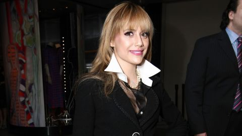 Actress Brittany Murphy attends the Los Angeles screening of 'Trembled Blossoms' presented by Prada on March 19, 2008 in Beverly Hills, California.
