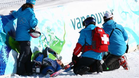 Elite level competitors benefit from speedy medical interventions in the event of a high speed crash.