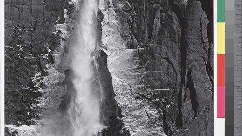 Upper Yosemite Fall, Yosemite Valley, circa 1960.