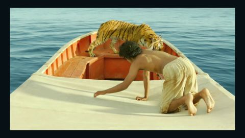 """Ang Lee's """"Life of Pi,"""" based on the best-selling book, has gotten off to a strong start at the box office."""