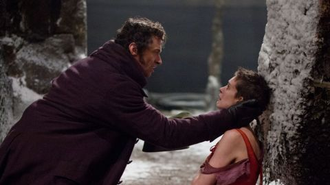 """Early reviews of """"Les Miserables"""" -- based on the long-running musical -- have been ecstatic, and audiences are expected to make it a hit."""