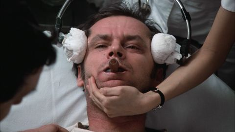 """The subject matter of the 1975 best picture winner """"One Flew over the Cuckoo's Nest"""" -- patients in a mental institution -- would almost certainly make it an indie film today. Back then it was among the top three box-office hits of the year."""