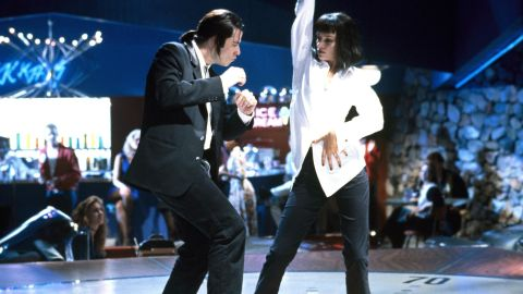 """Quentin Tarantino's 1994 film """"Pulp Fiction"""" showed that independent productions need not be box-office also-rans."""