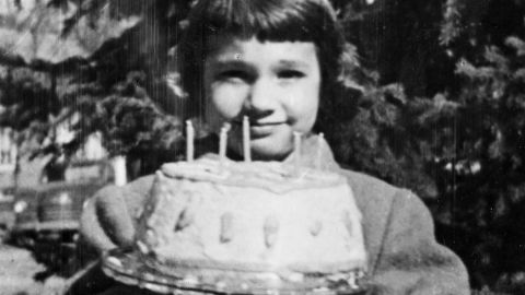 Maria Ridulph of Sycamore, Illinois, in a photo possibly taken at age 5.